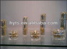 acrylic bottle and jar QW42
