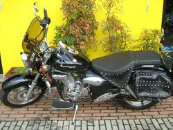 Keeway Superlight 125 black