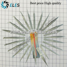 High precision Stainless steel tweezers