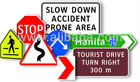 Standard Road Signs & Regulatory / Traffic Products & Materials