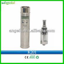 ego electronic cigarette brass design k201 e cigs mod telescope unique adjust variable voltage