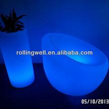 Fashionable, Rechargeable RGB LED furniture sofa