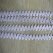 fashion colorful fold over hairband lace