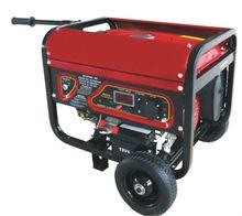 EPA&CE approval 4 Stroke 6.5hp 2.0kva petrol generators