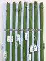 2013 caliente venta de papel recubierto de alambre( blanco verde...)/embarcaciones de fabricación de alambre tallo 18#- 30#