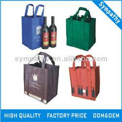 Wine bag,Wine tote bag,Wine bottle bag