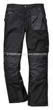 Moderni pantaloni professionali di spessore in poliestere di cotone resistente al freddo
