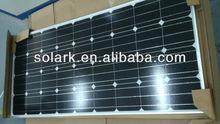 100W Monocrystalline portable solar panel UL TUV CE ICE OEM to UK,Germany,Japan South Korea