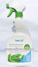 BACOFF Organic Sanitising Deodoriser, All Natural Green Cleaning Product