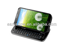 Bluetooth keyboard case for galaxy S4 i9500 portable folding wireless keyboard for S4