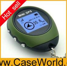 Explorer Climber Mini Portable GPS,GPS Tracker+ Location Finder Keychain