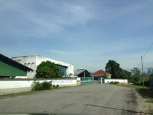 Industrial land and Factory for sale