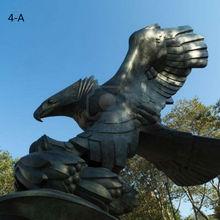 Bronze Wild Eagle