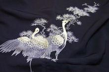 Assorted kimono and haori sets used clothing japanese