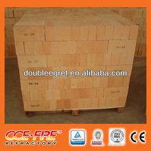 high alumina reractory brick for chimneys