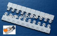 Zip lock security seals