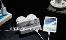 mini bluetooth speaker charging dock for ipad iphone(nbts14)