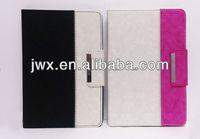 leather cover for iPad 2 3 4 PC ipad leather mini cover