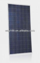 250W Polysilicon solar panels