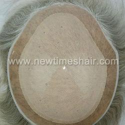 short style grey hair wig
