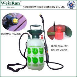 (102321) 5L garden plastic hand air portable lawn pressure sprayer
