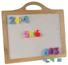Wooden Magnetic Dry Erase Whiteboard, OEM & ODM Welcomed