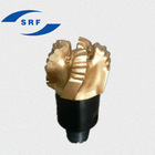 Variety Sizes Tapered Rock PDC Drill Bit/oil rig drill bit With API Certificate
