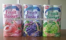Fruit Basket ( Peach / Pione / Muscat ) wholesaler toilet paper Made in Japan
