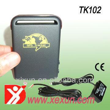 Xexun sd card slot gps gsm micro tracker gps tracking kids