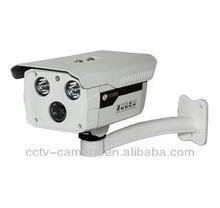 Security Bullet Cameras,8mm Lens,4pcs Array LEDs,IP66 Waterproof
