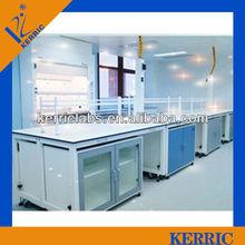 Modular metal lab furniture