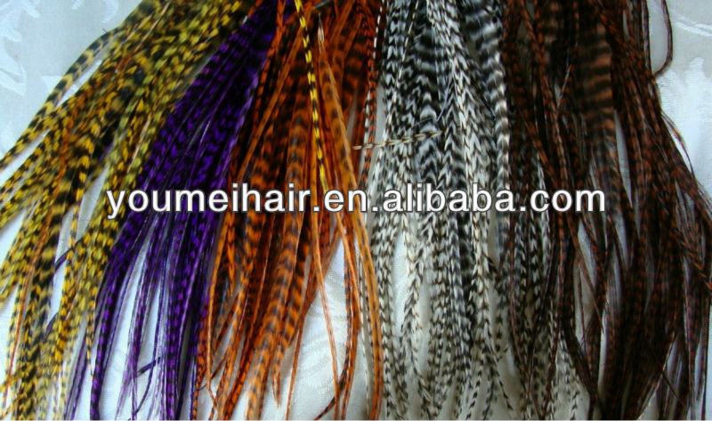 Synthetic Feather Extensions Wholesale 112
