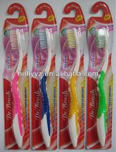 المحرز في الصين عالية الجودة أفضل فرشاة أسنان الكبار 2013 أكثر راحة