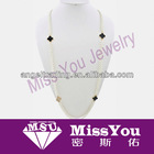 Costume Necklace Gold 916 For Girl