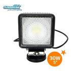 "5"" 30W Led Car Headlight Automotive Headlamps Working Light SM6301"