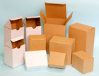 2014 High Quality Die-cut Handle Paper Gift box