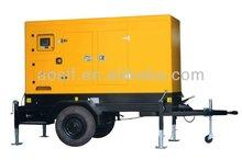 Aosif movable diesel generator
