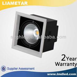 2013 NEW LED 26W COB square led ceiling light