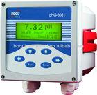 BOQU PHG-3081 online Industrial ph and salinity meter