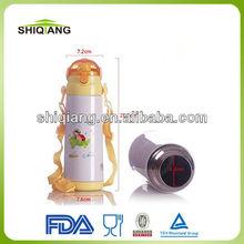 bullet type outer color plast vacuum flasks inner plating copper BL-1043