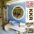Cuarto de baño moderno encimeras, Sueño de diseño encimeras