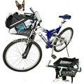 travel dog carrier frente cestadebicicleta