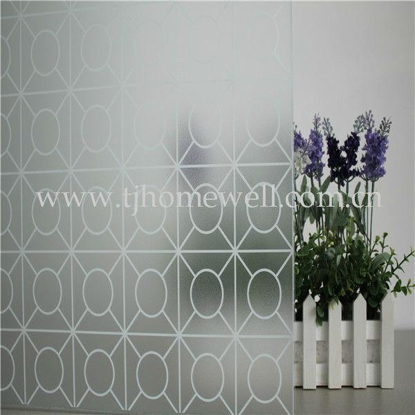 solar window films plastic sheets for windows self adhesive pvc wallpaper new design P033