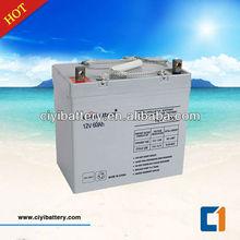 SLA VRLA UPS Lead Acid Battery 12V 60AH