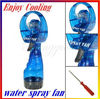 Portable mechanical water ventilator/cooling ventilator water
