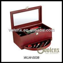 Shenzhen Display Drawer Wine Box Clear Wine Glass Packing Box