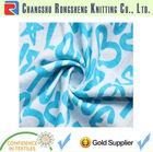 100 cotton jersey knit fabric