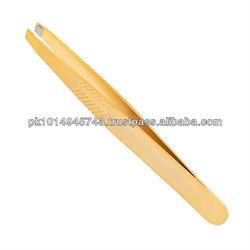 Eyebrow Slanted Tweezers/Beauty Tweezers/Professional Manufacturers