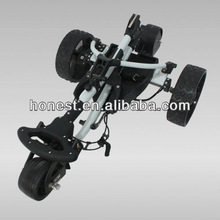 Lightweight Aluminium Electric Powerful Golf kart (HME-601B)