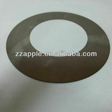 competitive price of YG12X YS2T tungsten carbide circular knife blade